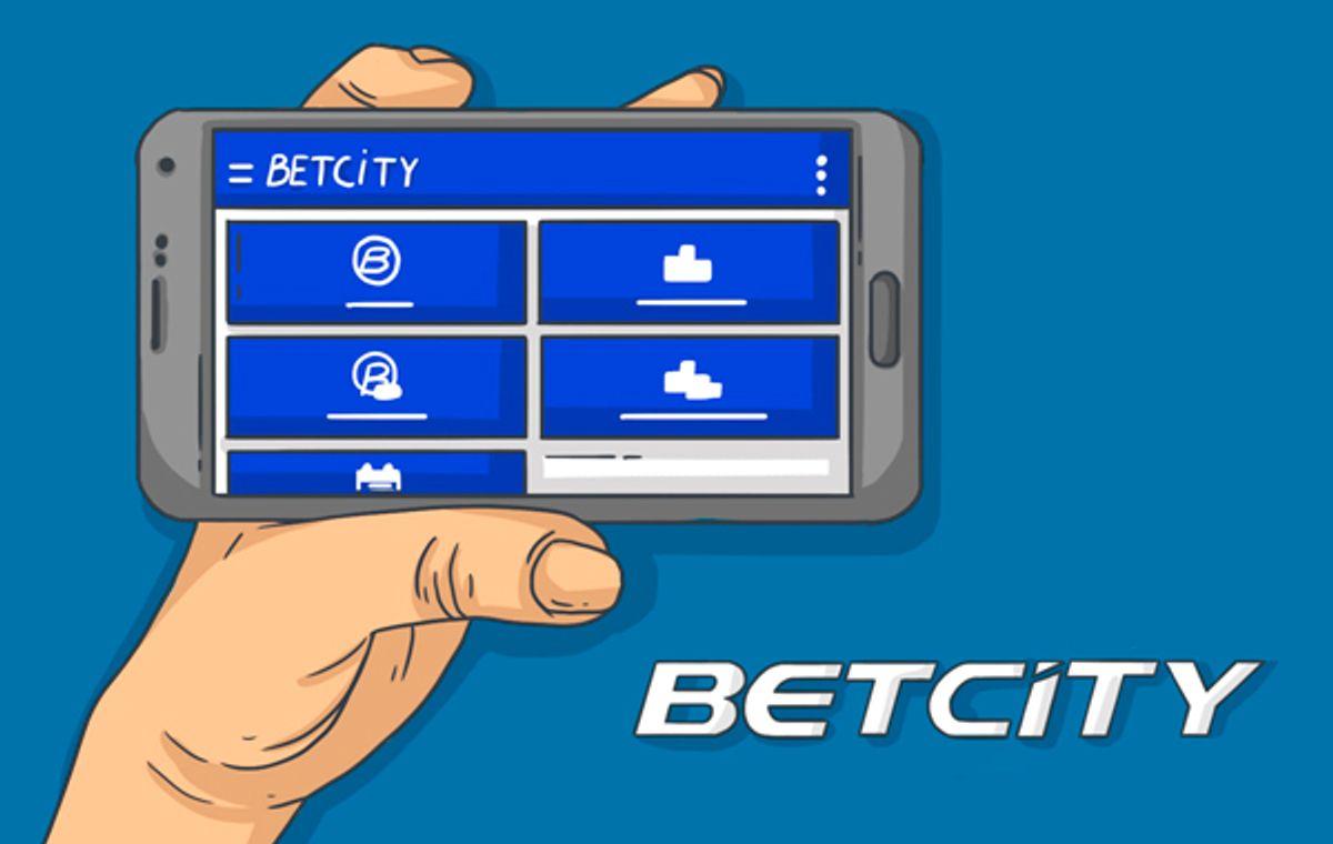 Бетсити мобильная